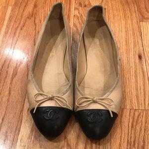 Chanel Ballerina Flats Size 42